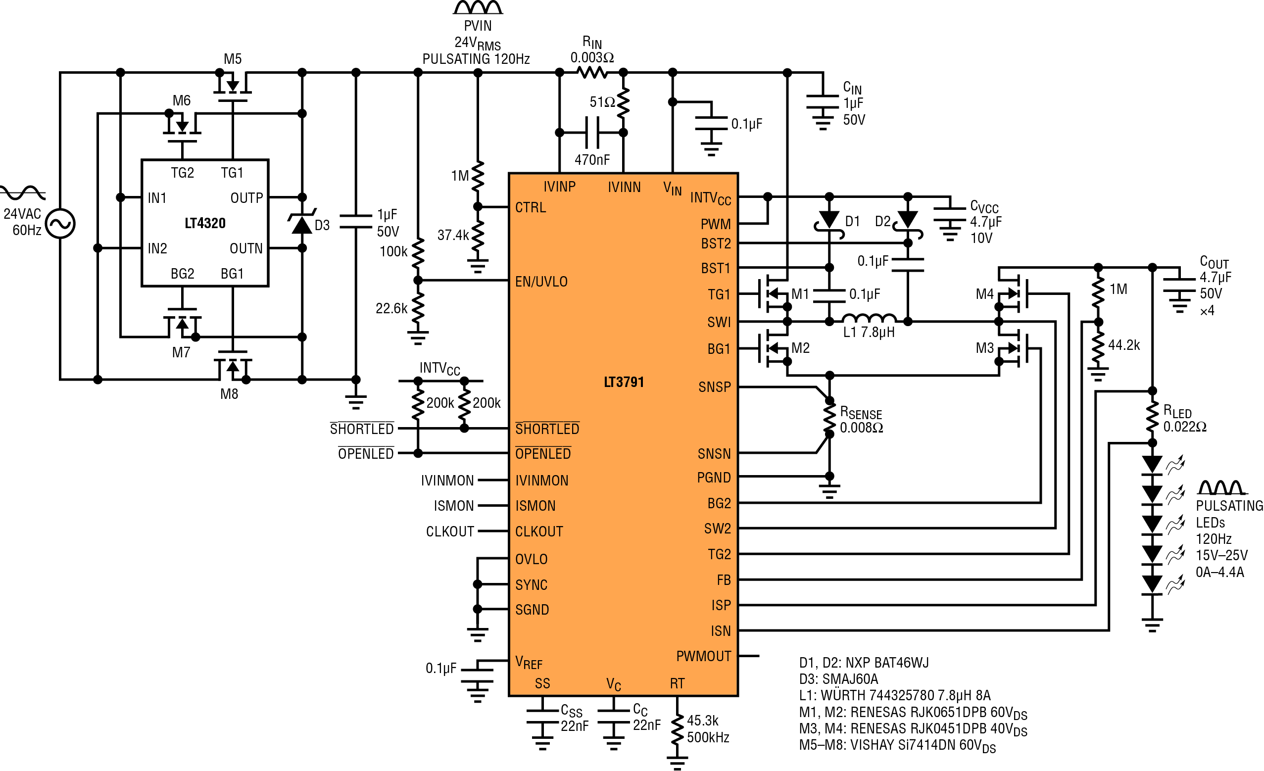 T Lequeu Librairie Des Fichiers Pdf De Composants Janvier 2019 Circuit Dc To Converter 12v 30v For Car With Ic Sg3525 Lt3791a 24 Ko
