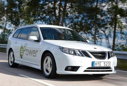 2010 Saab 9 3 Epower Concept. Lien : Saab-9-3-ePower.pdf